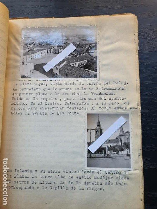 Manuscritos antiguos: 1949. NOTICIA SOBRE LA VILLA REAL DE NAVALCARNERO, POR FRANCISCO SÁNCHEZ GÓMEZ - Foto 4 - 194205403