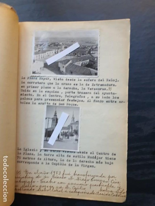Manuscritos antiguos: 1949. NOTICIA SOBRE LA VILLA REAL DE NAVALCARNERO, POR FRANCISCO SÁNCHEZ GÓMEZ - Foto 3 - 194205482