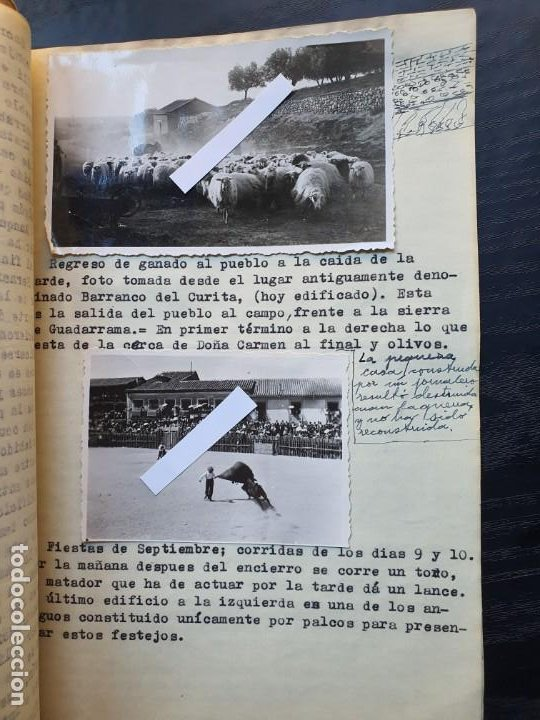 Manuscritos antiguos: 1949. NOTICIA SOBRE LA VILLA REAL DE NAVALCARNERO, POR FRANCISCO SÁNCHEZ GÓMEZ - Foto 5 - 194205482
