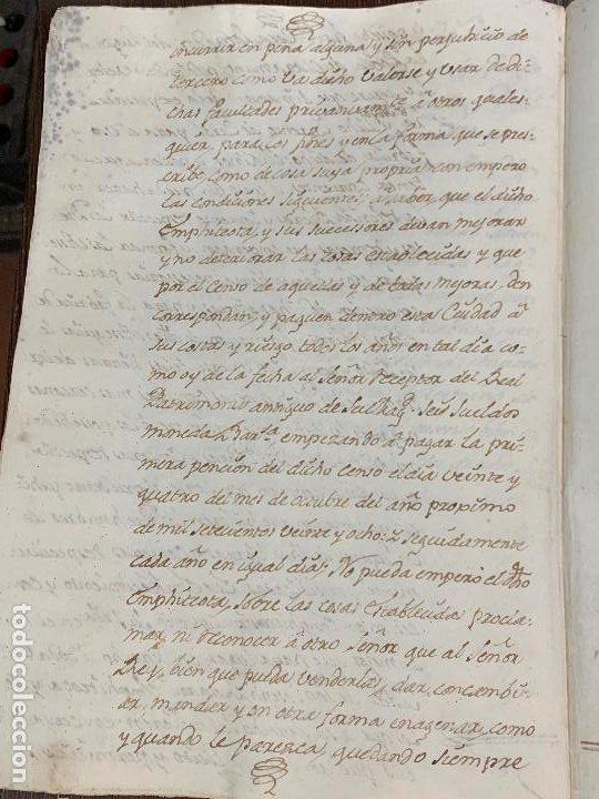 Manuscritos antiguos: Antiguo documento de 1791 - ROMANÍ, COCA - historia fabricantes de papel de Capellades - Foto 9 - 194533841