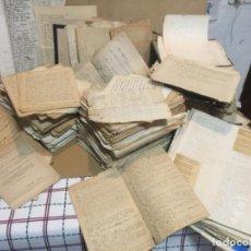 Manuscritos antiguos: (M) ANTONIO DE PALAU Y DE HUGUET IMPÓRTATE LOTE DE UNOS 3000 DOCUMENTOS, REDACTOR DIARIO CARLISTA. Lote 197412801