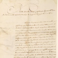 Manuscritos antiguos: ANTIGUO DOCUMENTO (CERTIFICADO RELICARIO DE SANTO DOMINGO DE VAL) - AÑO 1834 (OBISPO DE SOLSONA). Lote 199650331