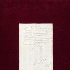 Manuscritos antiguos: EL REY FELIPE IV SOBRE EXTRANJEROS Y SUS PAPELES EN LOS PUERTOS. FIRMA DEL REY 1634. Lote 191332950