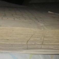 Manuscritos antiguos: LEGAJO ANTIGUO 1948 MAS SE 200 PAGINAS. Lote 200146228