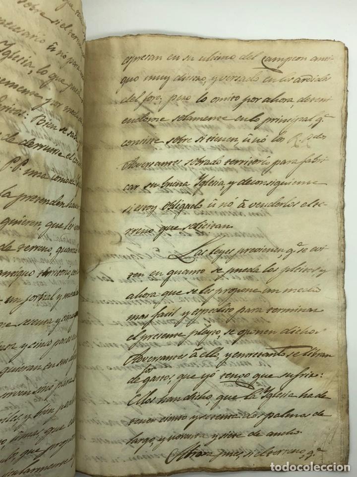 Manuscritos antiguos: Documento manuscrito caso judicial Igualada ano 1831 - Foto 21 - 200186453