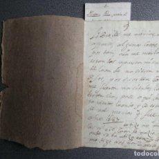 Manuscritos antiguos: HONRAS MUERTE REINA MARÍA LUISA ORLEANS AÑO 1689 CUADERNO MANUSCRITO MUY RARAS ANOTACIONES. Lote 200841285