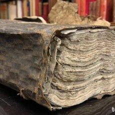 Manuscritos antiguos: LEGAJO MANUSCRITOS DE D. DIEGO LÓPEZ MEXIA, UBEDA. JAEN. Lote 206966045