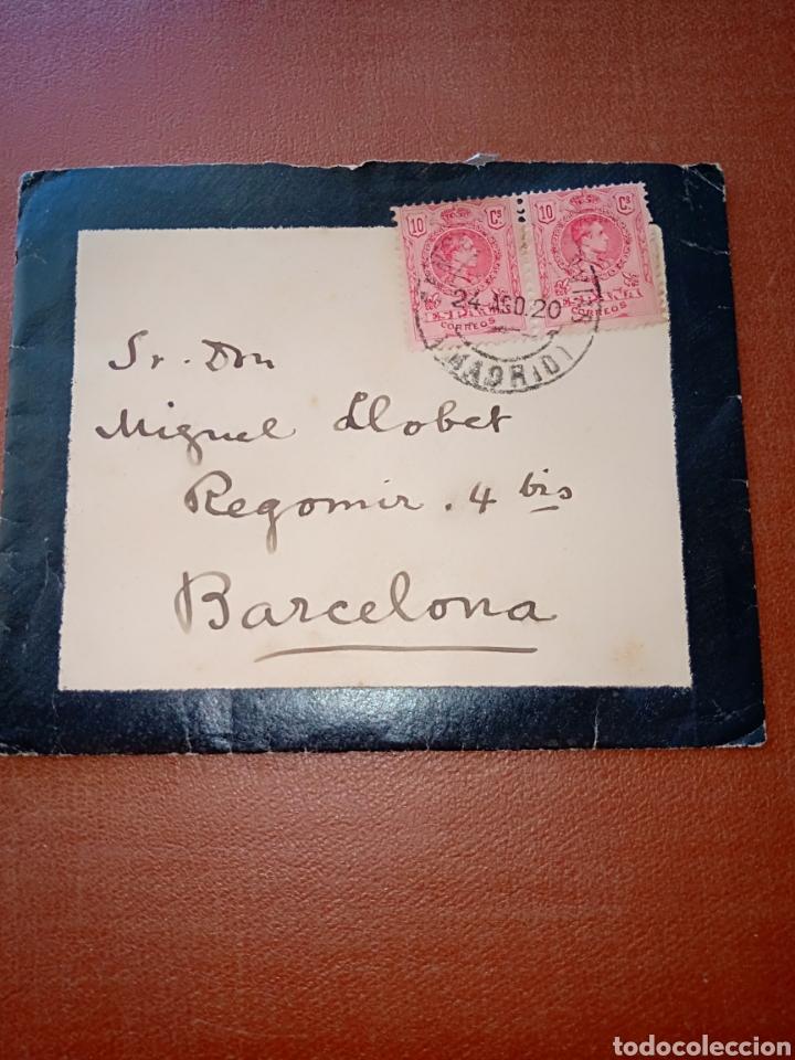 MANUEL DE FALLA, CORRESPONDENCIA MANUSCRITA A MIGUEL LLOBET (Coleccionismo - Documentos - Manuscritos)