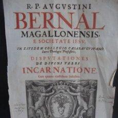 Manuscritos antiguos: DOCUMENTO. Lote 217829275