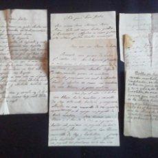 Manuscritos antiguos: RECETAS DE COCINA SIGLO XIX. Lote 219317177