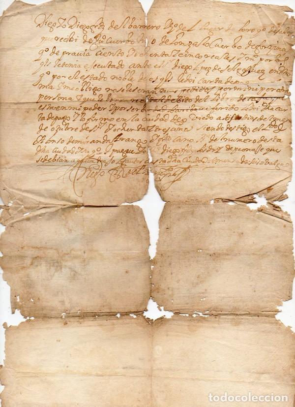 ANTIGUO RECIBO. OVIEDO. 1780. ASTURIAS (Coleccionismo - Documentos - Manuscritos)