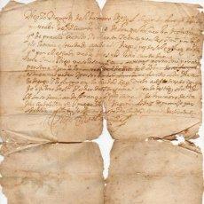 Manuscritos antiguos: ANTIGUO RECIBO. OVIEDO. 1780. ASTURIAS. Lote 220085882