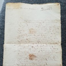 Manuscritos antiguos: MANUSCRITO DE DOS HOJAS ESCRITAS POR AMBAS CARAS. VALENCIA. EN LATÍN?. Lote 221463307