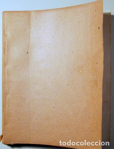 Manuscritos antiguos: VEINTICINCO AÑOS EN MARRUECOS. Costumbres nativos y hebreos - Mecanoscrito c. 1920 - Ejemplar único - Foto 5 - 223816731