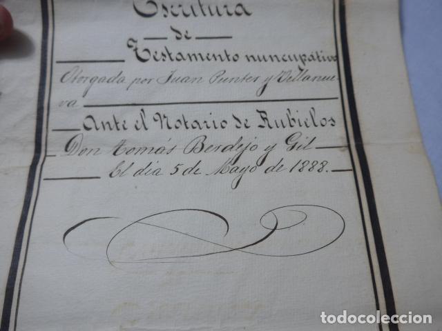 Manuscritos antiguos: * Lote 3 antiguos documentos a estudiar identificar, seguramente de catalunya. ZX - Foto 3 - 224578957