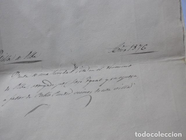 Manuscritos antiguos: * Lote 3 antiguos documentos a estudiar identificar, seguramente de catalunya. ZX - Foto 11 - 224578957