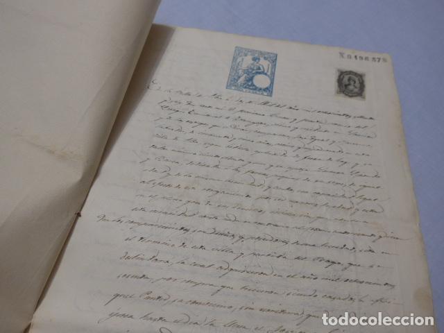 Manuscritos antiguos: * Lote 3 antiguos documentos a estudiar identificar, seguramente de catalunya. ZX - Foto 12 - 224578957
