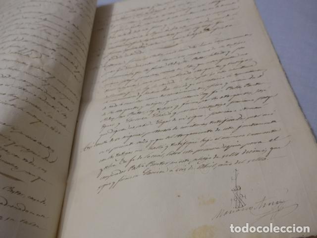 Manuscritos antiguos: * Lote 3 antiguos documentos a estudiar identificar, seguramente de catalunya. ZX - Foto 13 - 224578957