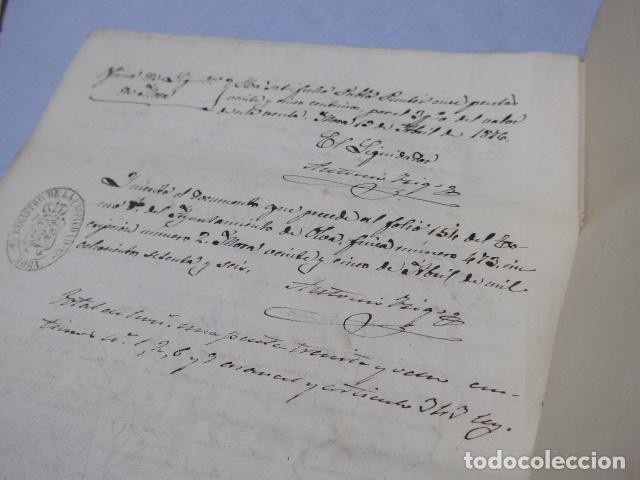 Manuscritos antiguos: * Lote 3 antiguos documentos a estudiar identificar, seguramente de catalunya. ZX - Foto 14 - 224578957