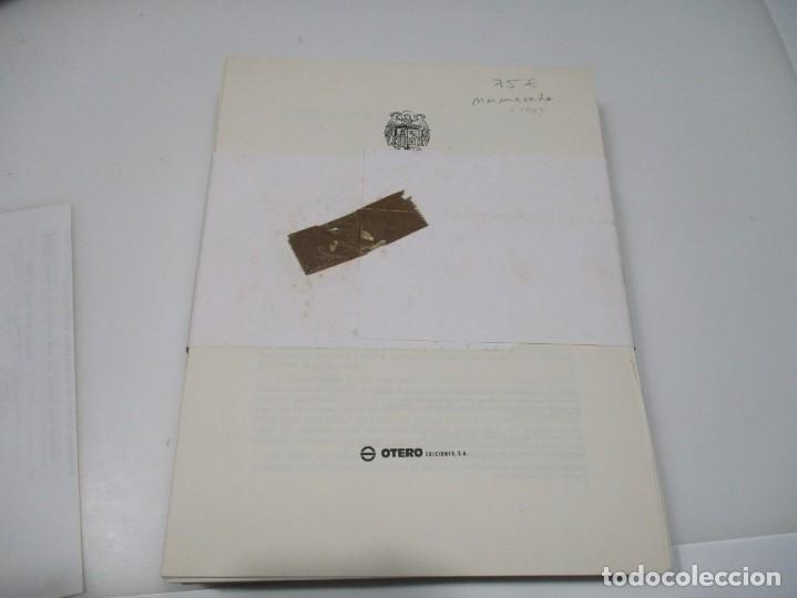 Manuscritos antiguos: Manuscritos de Franco Q4396T - Foto 3 - 229514520