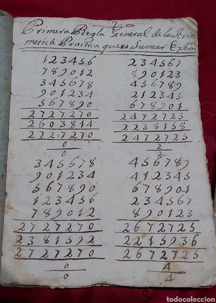 Manuscritos antiguos: MARQUESADO DE FOIX. LIBRETAS DE CUENTAS DE JOSEPH FARRRER DE LAS TORRAS (1766) - Foto 7 - 230411495