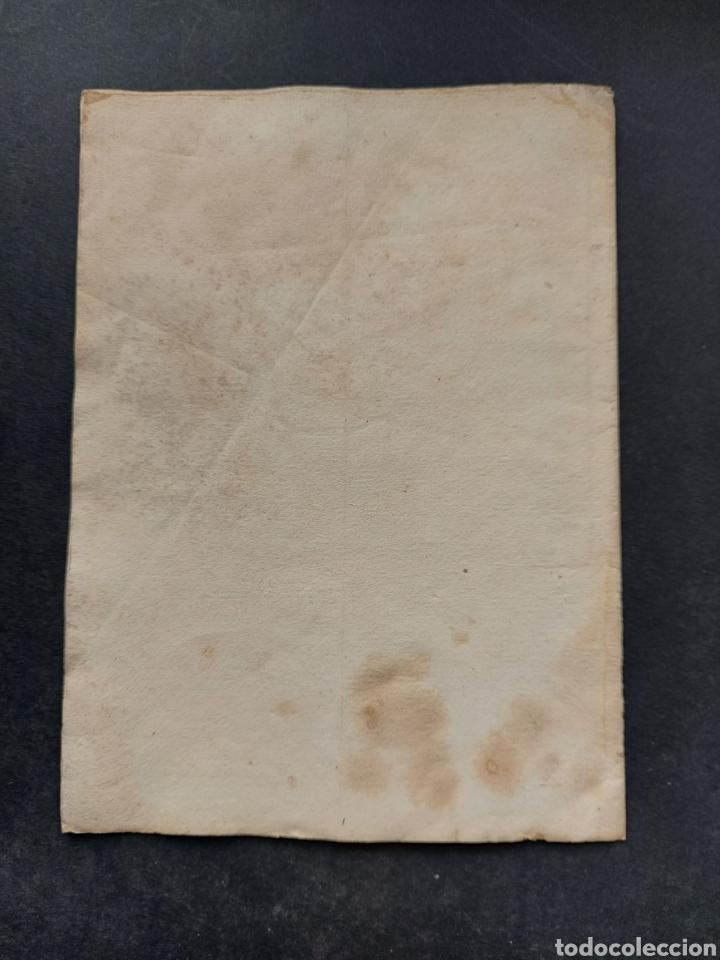 Manuscritos antiguos: Hymnuns Sacrius Solemnys Himno Sacris Solemniis C. XVII Estrofa Libro manuscrito Canto Gregoriano - Foto 5 - 234178970
