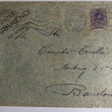 Manuscritos antiguos: LOTE 17 CARTAS MANUSCRITAS DIRIGIDAS A JOSEP RODERGAS I CALMELL ENTRE 1912 Y 1952. Lote 235375415