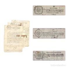 Manuscritos antiguos: SOBRE RENTAS EN LA SANTA IGLESIA DE OVIEDO 1687-1688. Lote 199457251