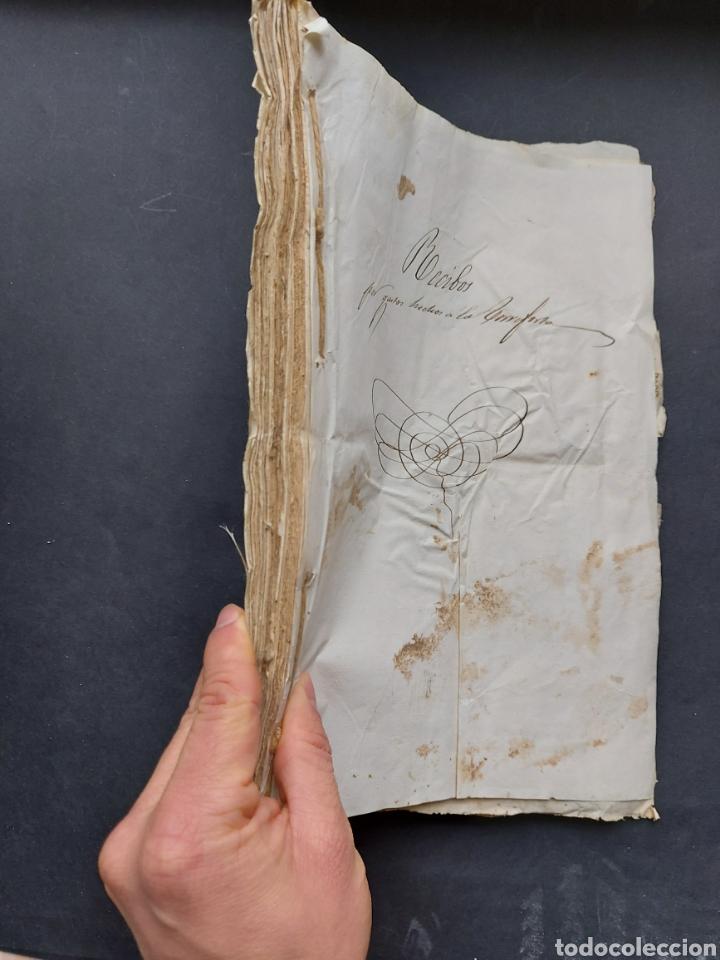Manuscritos antiguos: Gastos de Fortificación Casa la Torreforta y sus terrenos adjuntos Tarragona Siglo XVIII Siglo XIX - Foto 34 - 240464255