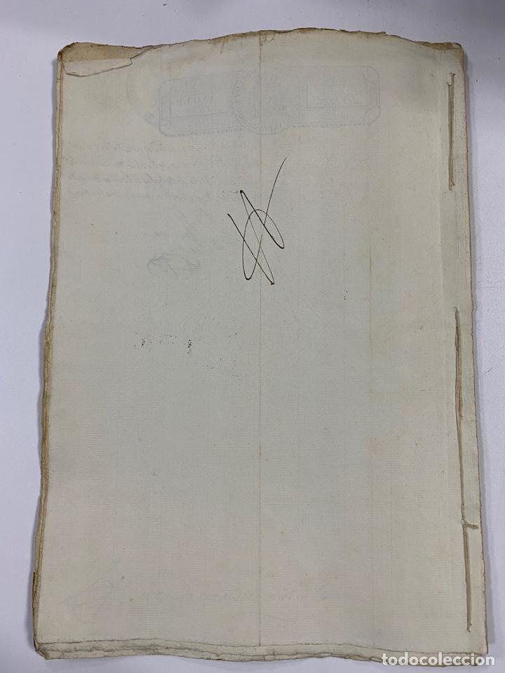 Manuscritos antiguos: ÉCIJA, 1542. MEDIDAS. ESCRITURA. DOTE. OTORGAMIENTO. 5 SELLOS. VER/LEER - Foto 24 - 243538745