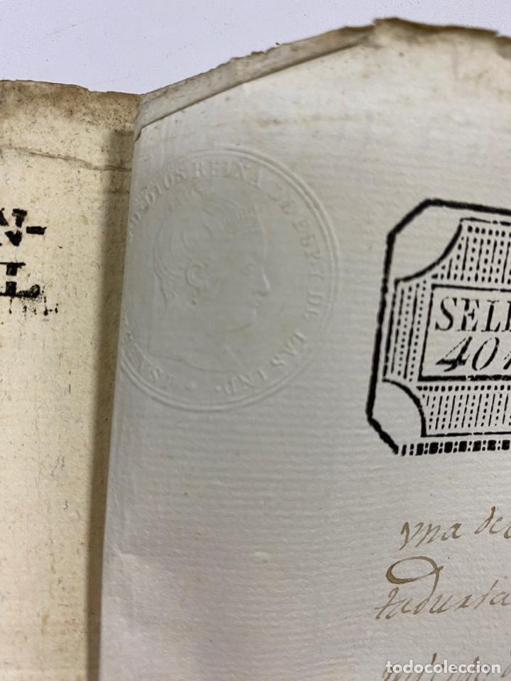 Manuscritos antiguos: ÉCIJA, 1542. MEDIDAS. ESCRITURA. DOTE. OTORGAMIENTO. 5 SELLOS. VER/LEER - Foto 25 - 243538745