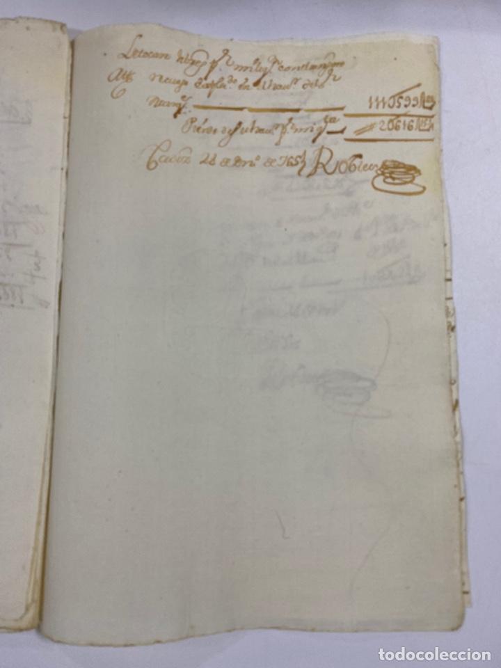 Manuscritos antiguos: CADIZ, 1765. MEDIDAS. DISTRIBUCION DE CAUDALES. AUTOS. VER/LEER - Foto 16 - 243540190