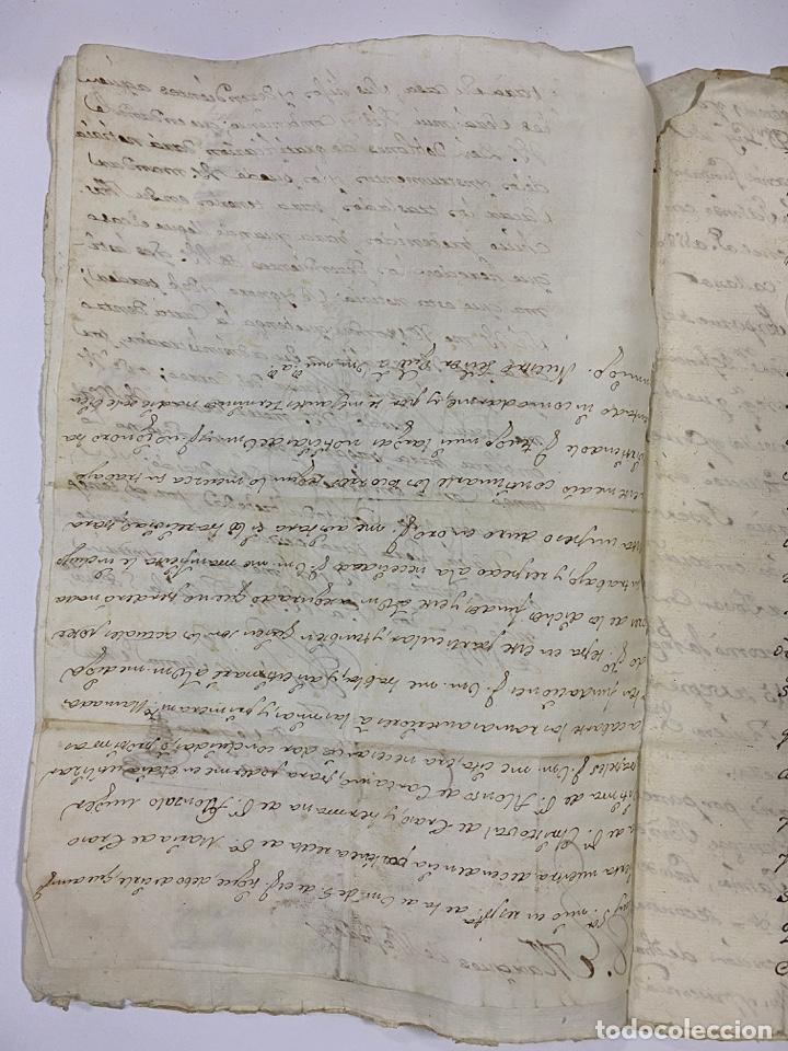 Manuscritos antiguos: 1771. MEDIDAS GENERAL DE LA REAL ARMADA. VER/LEER - Foto 5 - 243542485