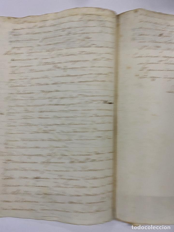 Manuscritos antiguos: CADIZ, 1765. DACIÓN DE BIENES. VARIOS DOCUMENTOS. 2 SELLOS-TIMBRES. VER/LEER - Foto 7 - 243543215