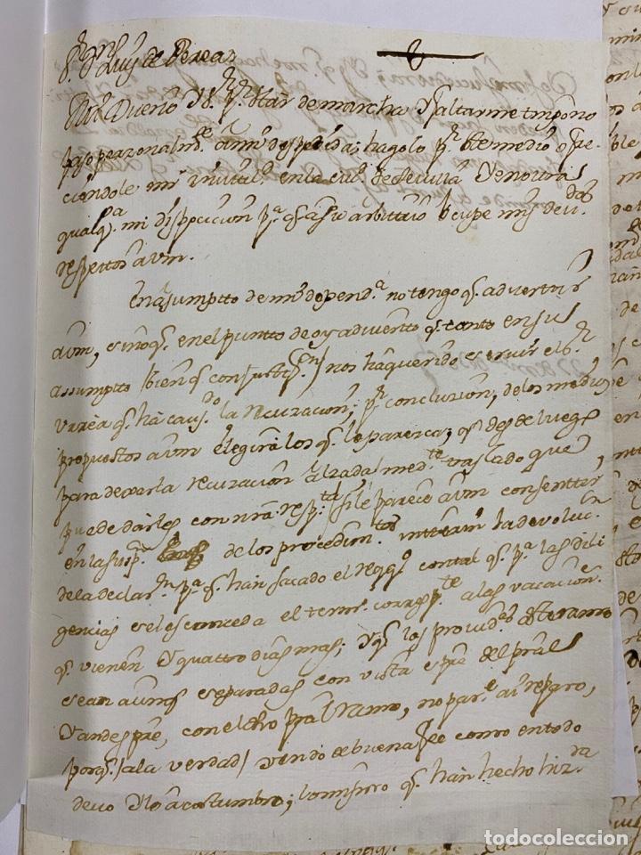 Manuscritos antiguos: CADIZ, 1765. DACIÓN DE BIENES. VARIOS DOCUMENTOS. 2 SELLOS-TIMBRES. VER/LEER - Foto 13 - 243543215
