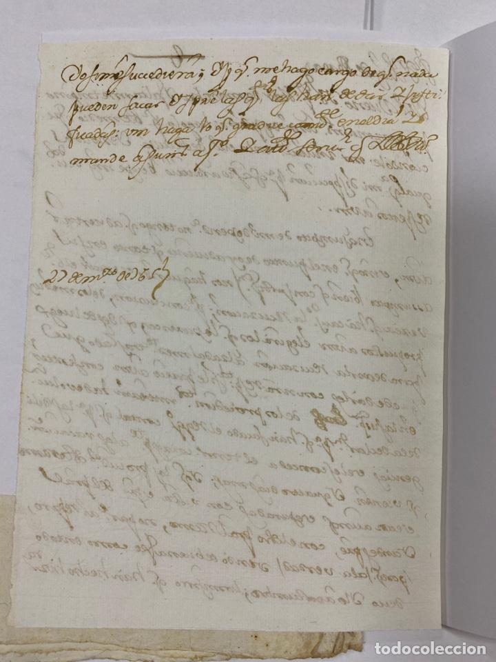 Manuscritos antiguos: CADIZ, 1765. DACIÓN DE BIENES. VARIOS DOCUMENTOS. 2 SELLOS-TIMBRES. VER/LEER - Foto 14 - 243543215