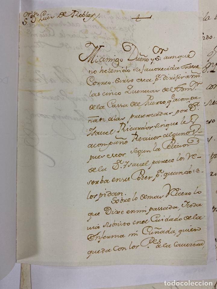 Manuscritos antiguos: CADIZ, 1765. DACIÓN DE BIENES. VARIOS DOCUMENTOS. 2 SELLOS-TIMBRES. VER/LEER - Foto 27 - 243543215