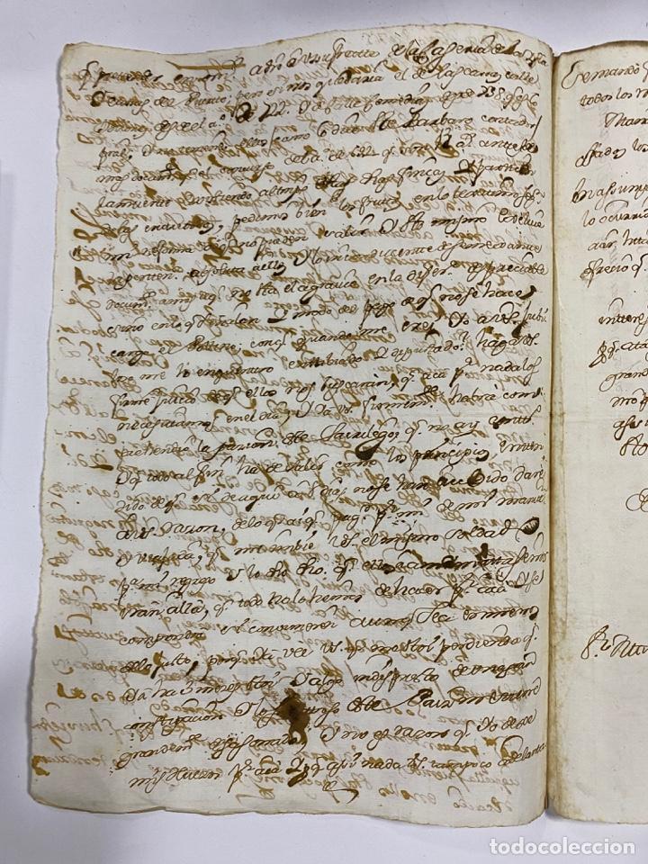 Manuscritos antiguos: CADIZ, 1765. DACIÓN DE BIENES. VARIOS DOCUMENTOS. 2 SELLOS-TIMBRES. VER/LEER - Foto 37 - 243543215