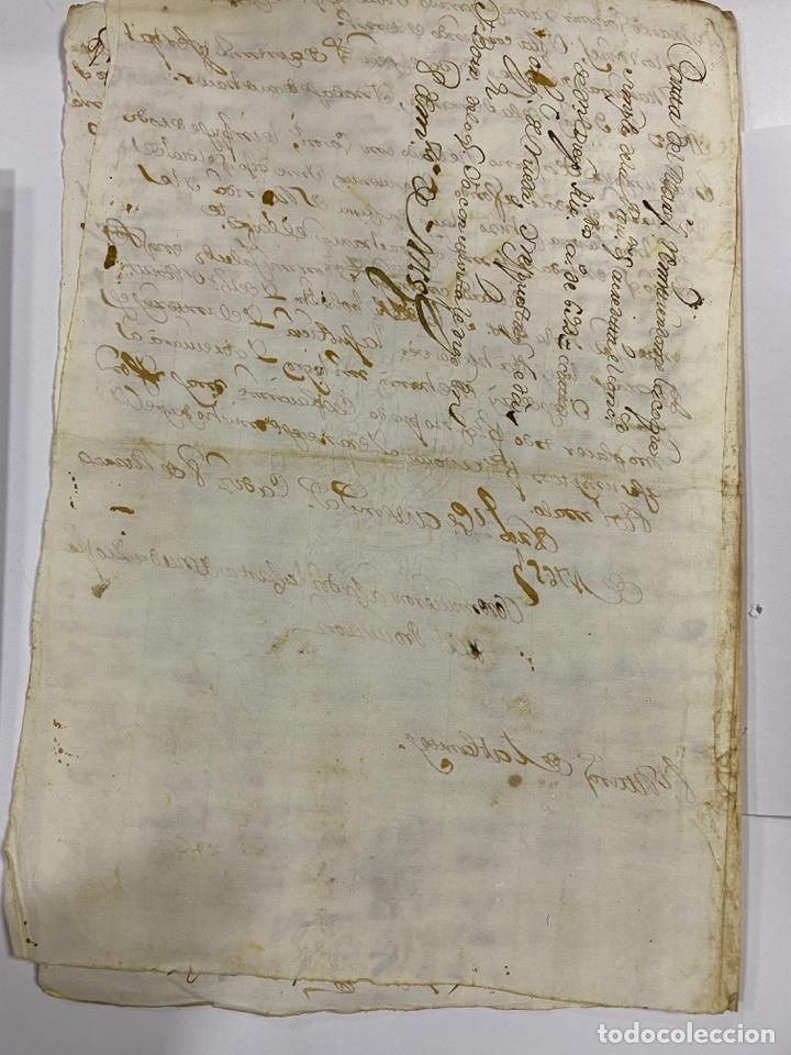 Manuscritos antiguos: CADIZ, 1765. DACIÓN DE BIENES. VARIOS DOCUMENTOS. 2 SELLOS-TIMBRES. VER/LEER - Foto 39 - 243543215