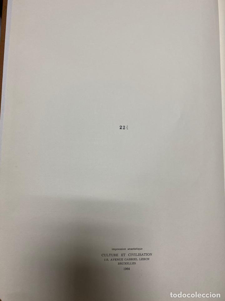 Manuscritos antiguos: HUMANI CORPORIS FABRICA. ANDRE VESALE. FACSIMIL DEL EJEMPLAR Nº 224. VER FOTOS - Foto 3 - 243547935