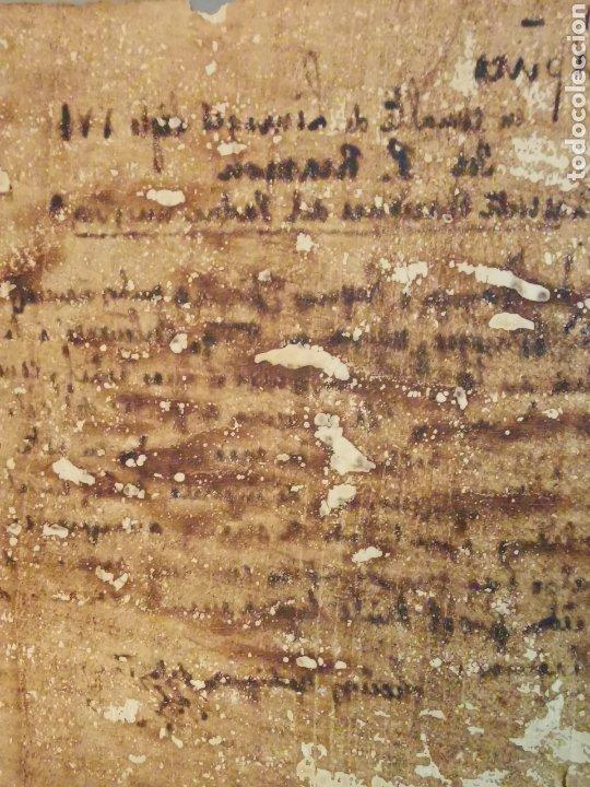 Manuscritos antiguos: Documento del Tríptico en esmalte de Limoges del s.XVI. Las 7 oraciones del padre nuestro. P. Rexmon - Foto 9 - 243687640