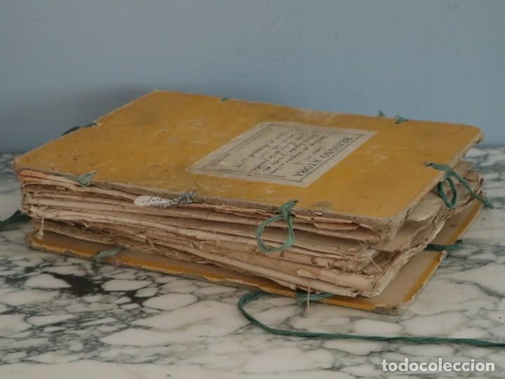 Manuscritos antiguos: Conjunto de 23 manuscritos relativos a la compra-venta de inmuebles. Siglos XVI-XIX. - Foto 3 - 244764245