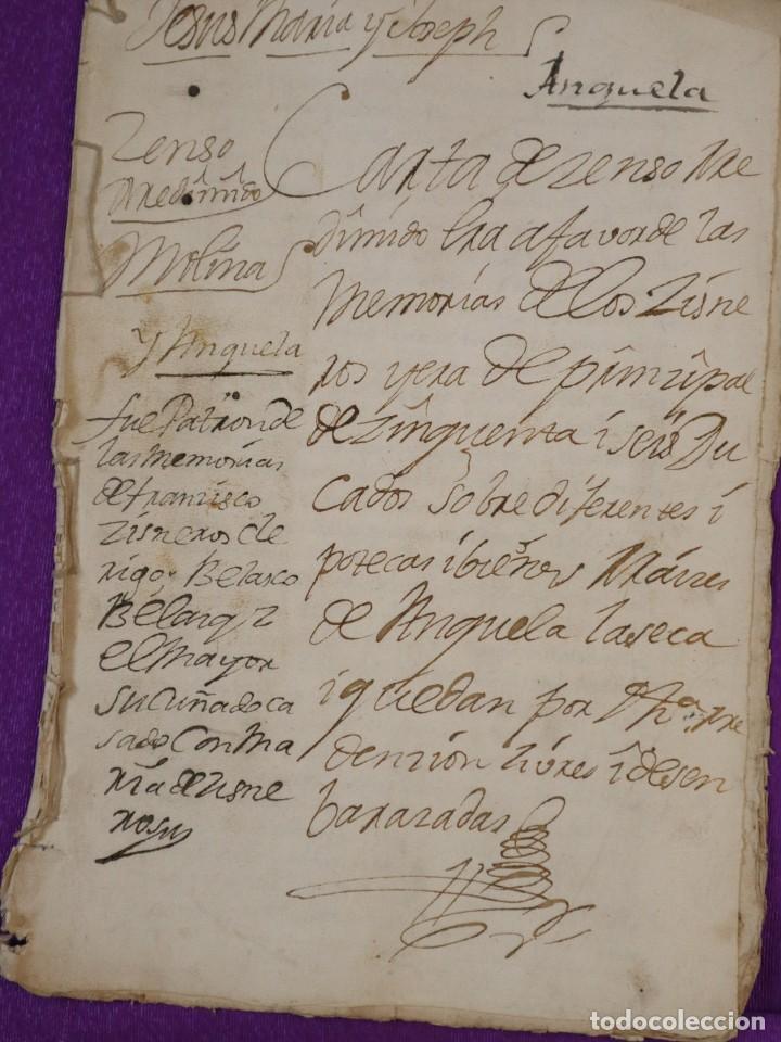 Manuscritos antiguos: Conjunto de 23 manuscritos relativos a la compra-venta de inmuebles. Siglos XVI-XIX. - Foto 11 - 244764245
