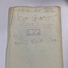 Manuscritos antiguos: ÉCIJA, 1491. ESCRITURA DE VENTA DE UNAS CASAS A PEDRO PONCE DE LEÓN.. Lote 245191140