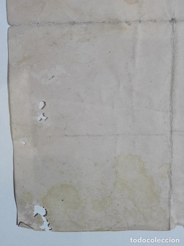 Manuscritos antiguos: Carta desde Madrid. 1921. Viaje para tomar baños en Zarauz. - Foto 2 - 246744735