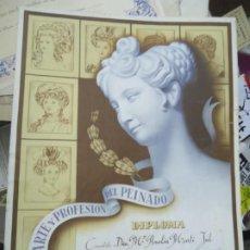 Manuscritos antiguos: 1957 ORIGINAL HENRY COLOMER BELLEZA, PERMANENTES, TINTES, PEINADOS 1947 EL TÍTULO ES ORIGINAL. Lote 269276328