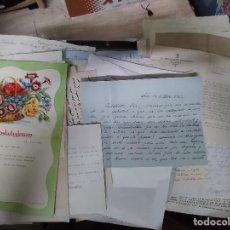 Manuscritos antiguos: LOTE 175 CARTAS MANUSCRITAS. Lote 271993108