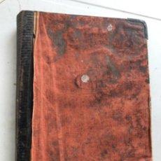Manuscritos antiguos: LIBRO MANUSCRITO DE LA CAJA CONSTITUIDA 1-5-1888 HASTA EL 1938. MOVIMIENTOS. BISBAL DEL PENEDÈS.. Lote 273088148