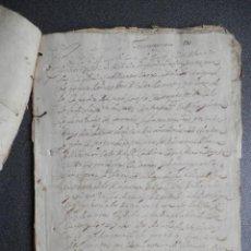 Manuscritos antiguos: 5 MANUSCRITOS Y 25 JUSTIFICANTES PAGO AÑOS 1710-28 CURTIS A CORUÑA GALICIA ADMINISTRACIÓN COFRADÍA. Lote 274023163