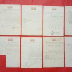 Manuscritos antiguos: ALCALDIAS CONSTITUCIONALES.-ABENOJAR.-ANDUJAR.-CIUDAD REAL.-LOS SANTOS DE LA HUMOSA.-MUCHAMIEL.-1904. Lote 276722403